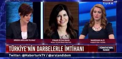 Eczabaşı'ndan Cumhuriyet yazarına ağır suçlama 1