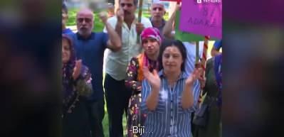 PKK Sempatizanları ve HDP'den TRT'ye Tehdit