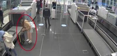 PKK'lı kadın böyle yakalandı! Bakın hangi ülkeye kaçıyordu...