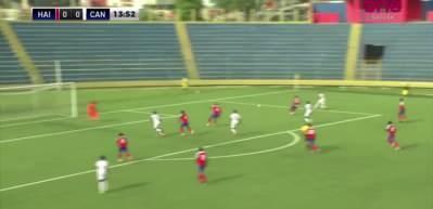 Larin, milli takımda da boş geçmedi! İşte o gol...