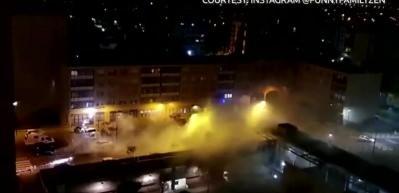 Paris'te karakola fişekli saldırı: Fransız polisi müdahale edeme