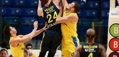Fenerbahçe Beko'dan İsrail'de kritik galibiyet