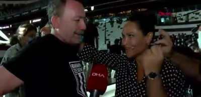 'Bırakmam Seni' gecesinde Hülya Avşar ve Sergen Yalçın arasında şampiyonluk konuşması