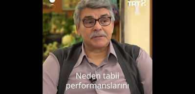 Rasim Öztekin: Bir oyuncunun duruşu çok önemli