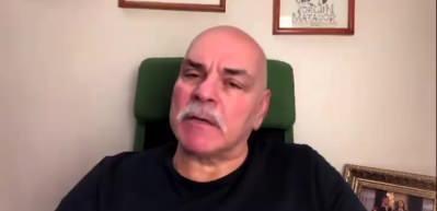 Rasim Öztekin'den vefat etmeden 2 ay önce '2021 umut olsun' videosu