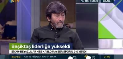 Rıdvan Dilmen: Sanane Cüneyt Çakır...
