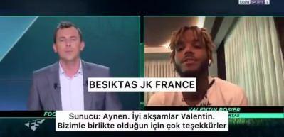 """Rosier: """"Bizim asıl rakibimiz Galatasaray"""""""
