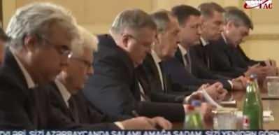 Rusya Dışişleri Bakanı Lavrov'dan Bakü'de Türkiye mesajı
