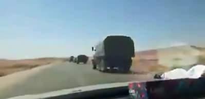 Rusya Libya'da bu sefer fena yakalandı! En net görüntüler