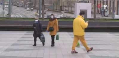 Rusya'da son 24 saatin koronavirüs bilançosu açıklandı