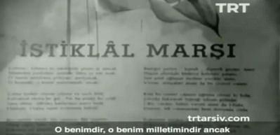 Kahraman şair Mehmet Akif Ersoy'u rahmetle anıyoruz...