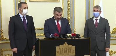 Sağlık Bakanı Koca: Vaka sayılarındaki artıştan daha güçlü bir uyarı düşünemiyoruz