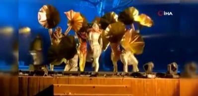 Sahnede 4 sanatçıyı bıçaklayan saldırgan idam cezasını çarptırıldı