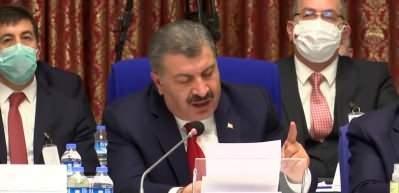 Salğık Bakanı Koca'dan 20 yaş altındakilere çağrı