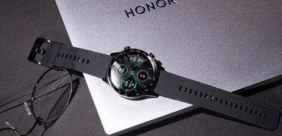 Şarjı bitmeyen akıllı saat: Honor Magic Watch 2