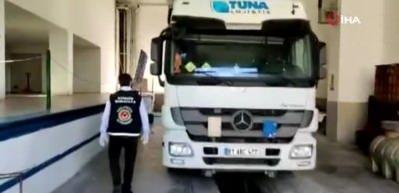 Sarp Sınır Kapısı'ndan kaçak geçmek istedi kameralara yakalandı