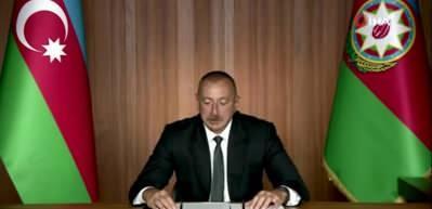 BM'de Aliyev'den tarihi sözler!