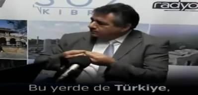 Şener Elcil'den skandal ifadeler: Kıbrıs Türkiye'nin işgali altında