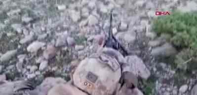 Siirt'te, 2 terörist böyle etkisiz hale getirildi