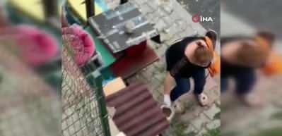 Şişli'de mama kavgası