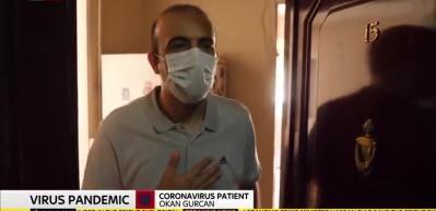 İngiliz Sky News görüntüleri Türkiye'den paylaştı: Dedektif gibi çalışıyorlar!