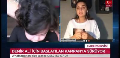 SMA'lı Demir Ali'nin annesinden Sağlık Bakanı Koca'ya çağrı!