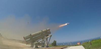 Son Dakika! ATMACA'nın son test görüntüleri: 220 km'deki hedefi vurdu!