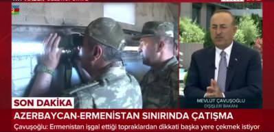 Son dakika: Bakan Çavuşoğlu Ayasofya gerçeğini canlı yayında açıkladı