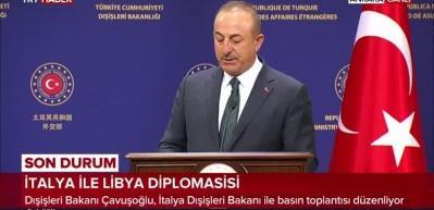 Son dakika: İtalya'dan Türkiye'ye: En kötü günümüzde yanımızda oldunuz!