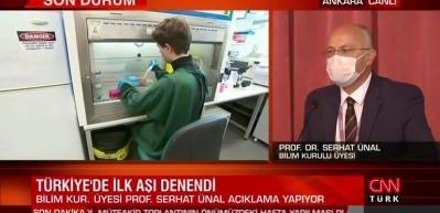 Son dakika: Nefesler tutuldu! Türkiye'deki korona aşıları sonrası ilk açıklama...