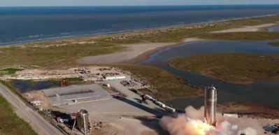 SpaceX Mars yolculuğu için ilk başarılı hamleyi yaptı