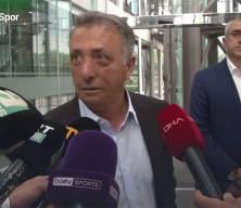 Ahmet Nur Çebi, Sergen Yalçın sorusuna bakın nasıl tepki verdi