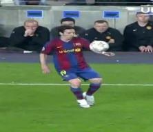 UEFA'dan Messi paylaşımı! Rakipleriyle alay ediyor!