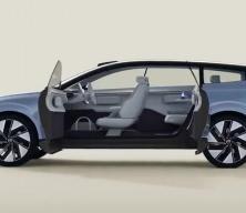 Volvo Recharge'ı resmen duyurdu! Dikkat çeken tasarım