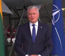NATO üssünde alarm! Jetler havalandı, toplantı apar topar sona erdi