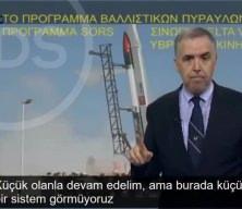 Korku tavan yaptı! Türkiye'nin yeni roketini gören Yunan spiker paranoyaklaştı