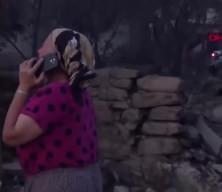 Manavgat'taki yangında evini o halde görünce gözyaşlarına boğuldu: Böyle acı mı olur Allah'ım?