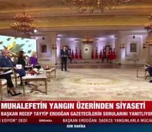 Başkan Erdoğan'dan 'Helikopter gördüysem namerdim' diyen CHP'li Engin Altay'a:  Zaten öylesin