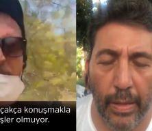 Vatandaştan Emre Kınay'a tokat gibi sözler: Oturduğun yerden ahkam kesme burada savaşıyoruz