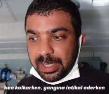 Türk pilot Fatih Düzgün havadaki mücadeleyi anlattı
