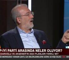 Cevizoğlu: Erdoğan ile İmamoğlu'nu teraziye koysanız biri sıfır çeker
