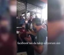 CHP'li Başkan Vahap Seçer'den vatandaşa: Haddinizi bilin