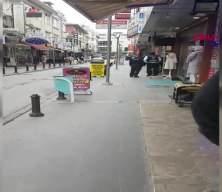 Lokantaya silahlı saldırı! Pompalı tüfekle dehşet saçtı
