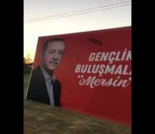 Mersin'de gençlerle buluşan Başkan Erdoğan'dan sürpriz
