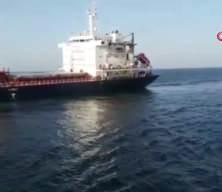 Facianın eşiğinden dönüldü Çanakkale Boğazı'nda iki gemi çarpıştı