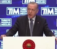 Son dakika... Cumhurbaşkanı Erdoğan: Türkiye dünya ihracatında kritik eşiği yakaladı