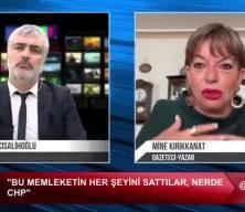 """Mine Kırıkkanat'tan Kılıçdaroğlu ve ekibi hakkında """"çok can alıcı dosya"""" çıkışı!"""