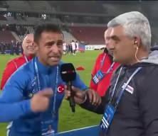 Ampute Milli Takımı Teknik Direktörü Gazi Osman Çakmak'tan taraftara çağrı