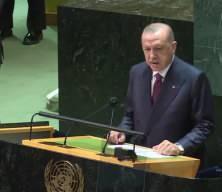 Başkan Erdoğan BM'de müjdeyi duyurdu