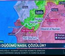 Cumhurbaşkanı Erdoğan ziyareti öncesi Rusya'nın İdlib senaryosu